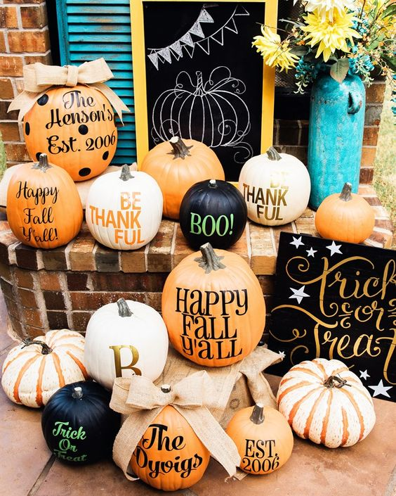 10 favorite pumpkin painting ideas frugal florida mom