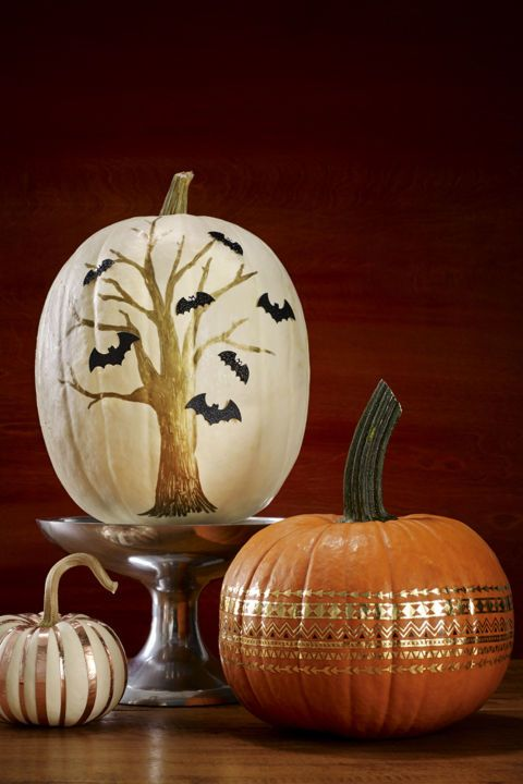 10 favorite pumpkin painting ideas Easy pumpkin painting patterns