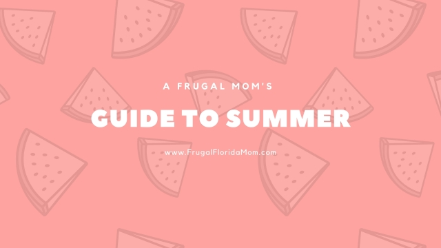 A frugal Mom's