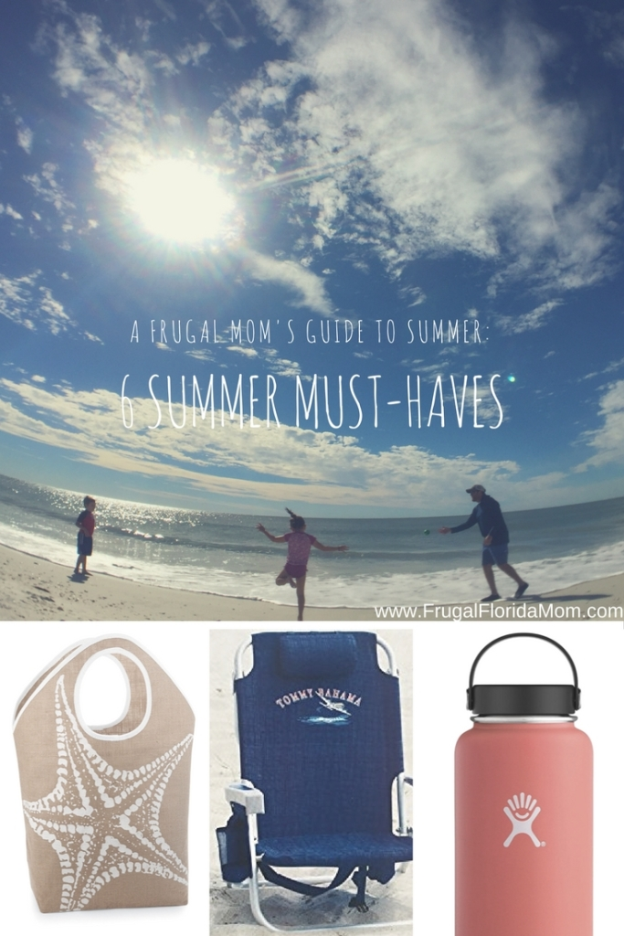 frugal mom'sguide to summer series
