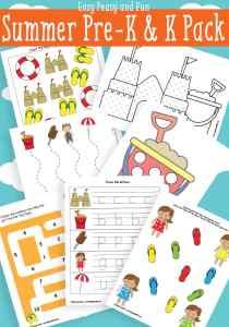 Free-Summer-Printables-for-Preschool-and-Kindergarten